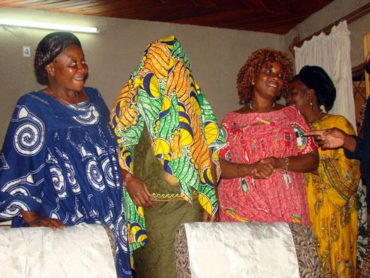 le mariage coutumier - Traiteur Camerounais Mariage