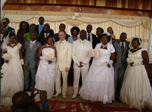 Mariage Religieux Au Cameroun